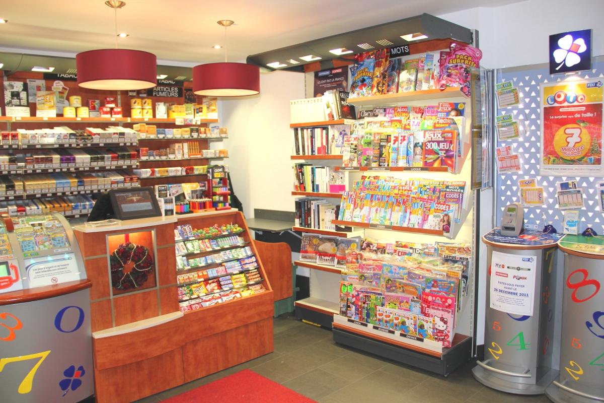 Pcb agencement tabac presse librairie meuble meubles mobilier - Magasin de meuble thonon les bains ...
