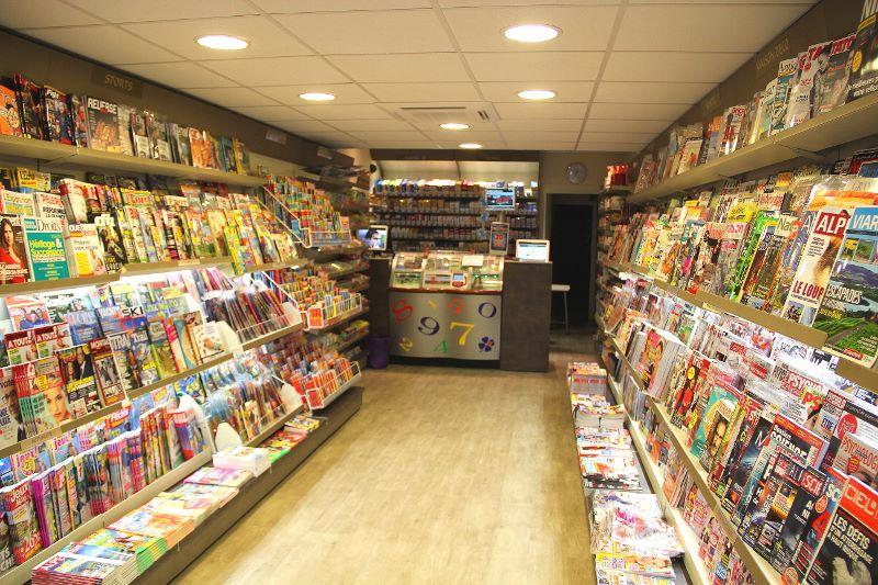 Pcb Agencement Tabac Presse Librairie Meuble Meubles